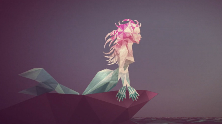 Ellie Goulding - Dead In The Water interactive music video directed by Mate Szabo